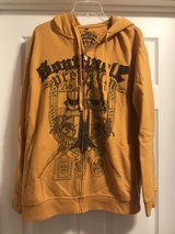 men's Southpole zip hoodie in Fort Riley, Kansas