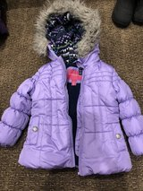 Coat-toddler in Joliet, Illinois