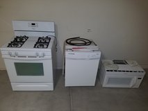 APPLIANCES, Gas Range, Dishwasher, Microwave Oven in Las Vegas, Nevada