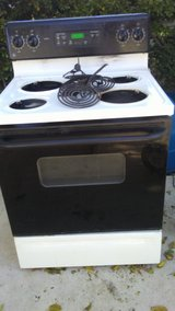 "GE ""Top Of The Line"" Electric Stove in Las Cruces, New Mexico"