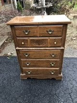 5 Drawer Dresser & 7 Drawer Dresser with Mirror in Elizabethtown, Kentucky