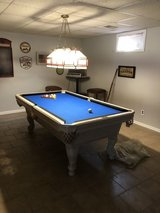 Pool table and accesories in Elizabethtown, Kentucky