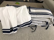 Pottery Barn Crib Skirt & Bumper in Beaufort, South Carolina