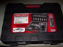 165 pc. set craftsman tools in Elizabethtown, Kentucky