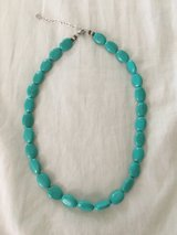 Turquoise necklace in Beaufort, South Carolina