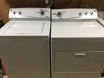 Kenmore White Washer and Gas Dryer in Tinley Park, Illinois