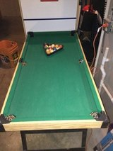 kid pool table in Glendale Heights, Illinois