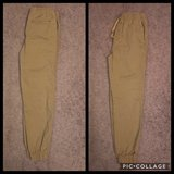 Boys Arizona Khaki Size 16 Regular in Fort Rucker, Alabama