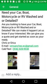 Need your Car, RV, Motorcycle or Boat detailed? in Perry, Georgia