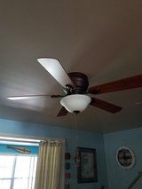 Two matching Ceiling Fans in Camp Lejeune, North Carolina