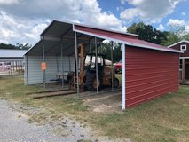 32x21 Barn in Fort Polk, Louisiana