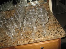 Crystal Glasses in Kingwood, Texas
