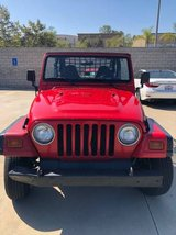 1997 Jeep Wrangler in Miramar, California