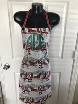 Holiday aprons free monograming with apron in Warner Robins, Georgia