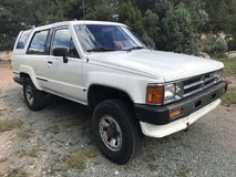 1987 Toyota 4runner in Alamogordo, New Mexico