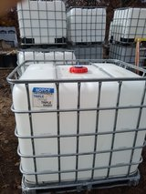 Job site water totes in Rolla, Missouri