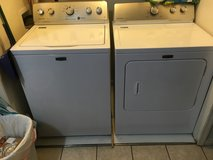 Washer and Dryer Maytag in Beaufort, South Carolina