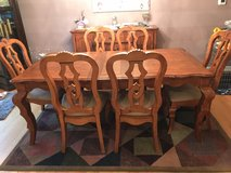 Seven Piece Dining Room Set in Palatine, Illinois