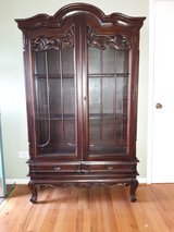 Antique china cabinet from the late 1800's? in Tinley Park, Illinois