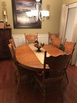 dining table and chairs in Fort Campbell, Kentucky
