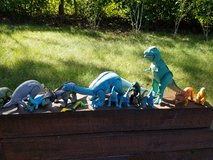 Dinosaur Toys - Big Lot of 36 in Westmont, Illinois