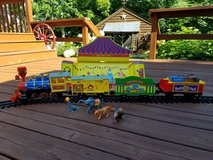 Train - Musical Christmas Circus Train in Westmont, Illinois