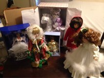 doll collection in Lawton, Oklahoma