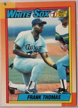Frank Thomas Rookie in Camp Lejeune, North Carolina