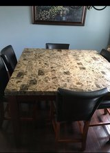 counter height  dinning table and 6 chairs in Plainfield, Illinois