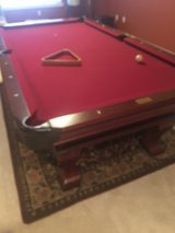 Gandy Pool Table in Kingwood, Texas