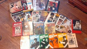 Bruce Lee books, magazines, and comic books in Fort Leonard Wood, Missouri