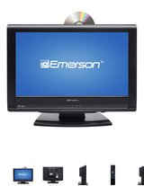 "Emerson 19"" LCD HDTV / DVD TV Television Player Combo Excellent Condition in Kingwood, Texas"