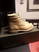 Timberlands Size 8 in Travis AFB, California