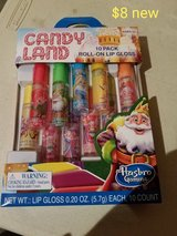 Candy land lip gloss set in Vacaville, California