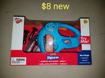 Toy jigsaw in Vacaville, California