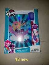 My Little Pony diary in Vacaville, California