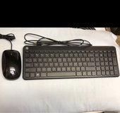 PC keyboard and mouse in Oceanside, California