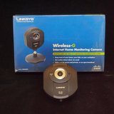 Linksys Wireless G Internet Home Monitoring Camera * Cleaning out sale. Lots must go * in Wiesbaden, GE