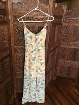 boutique peach button front maxi dress in Okinawa, Japan