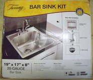 Bar Sink Kit in Naperville, Illinois