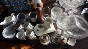 HUGHE LOT OF KITCHEN WARE, SUPPLIES, EVEN MORE AVAIL!!! in Ramstein, Germany