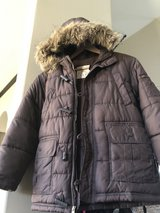 Like New Kids Old Navy Puffer Coat Size M in Fort Campbell, Kentucky