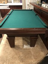 Pool table in Lockport, Illinois