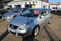 **VW GOLF GT TDI AUTOMATIC DIESEL!**1 OWNER!!**FREE ROAD TAX! 6 MONTHS WARRANTY! in Lakenheath, UK