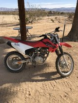 2002 Honda CRF 150 in Yucca Valley, California
