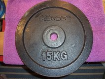 Barbell Plates (2) in Ramstein, Germany