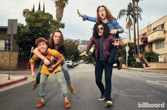 4 Greta Van Fleet Tickets for Friday, 12/14 at the Aragon Ballroom in Westmont, Illinois
