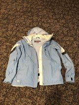 Ladies Columbia Hooded Winter Jacket Size Large in Fort Benning, Georgia