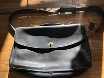 Older coach briefcase bag purse leather in Glendale Heights, Illinois