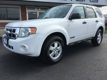 2008 FORD ESCAPE XLT in Schaumburg, Illinois